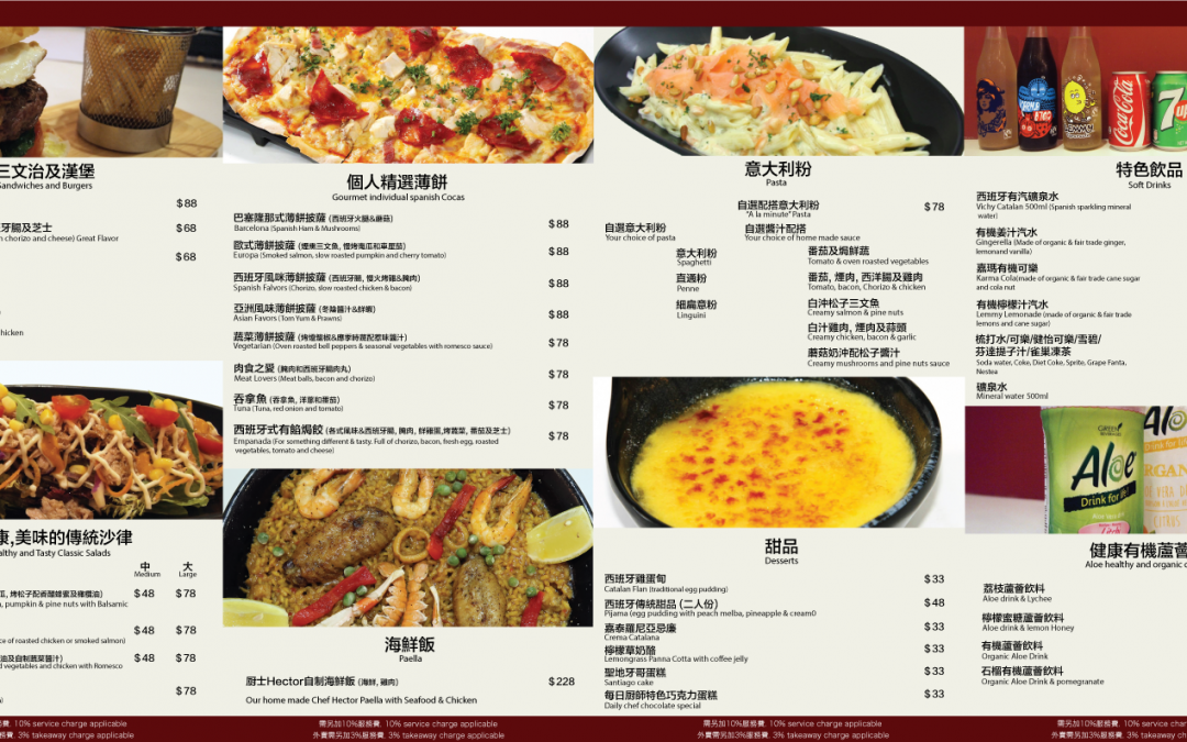 New Superpollo Menu released!